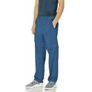 Columbia Omni Shield Convertible Pants Blue